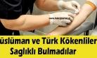 ''Kızılhaç'ta 'Türk ve Müslüman kanı istemiyoruz' skandalı''