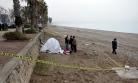 ''Konyaaltı Plajı'nda erkek cesedi bulundu''