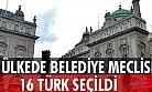 Londra Belediye Meclisi'ne 16 Türk seçildi