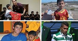 """Mucize çocuk"" Martunis, Sporting Lizbon'da"