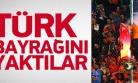 ''Rum derbisinde Türk bayrağı yaktılar!''