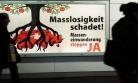 """""""Schweizer stimmen für beschränkte Zuwanderung"""""""