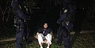 Sokakta kafa keseceklerdi, polis engelledi!