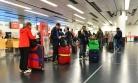 ''Streiks auf mehreren deutschen Flughäfen!''