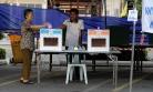 ''Tayland'da Halk Sandığa Gitti''