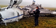 'Total uçak kazasında ilginç gelişme'