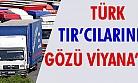 'Türk Tır'cılarının Gözü Viyana'da'