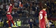 UEFA, olaylı Sırbistan-Arnavutluk maçının kararını açıkladı