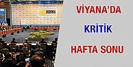 Viyana'da Kritik Hafta Sonu'