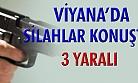''Viyana'da Silahlar Konuştu: 3 Yaralı''