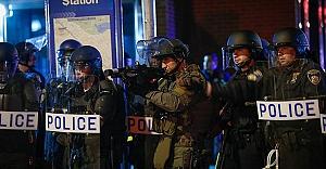 ABD'de polis şiddeti...