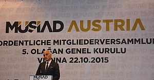Müsiad, Avusturya'da...