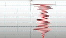 Şiddetli deprem korkuttu