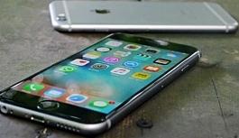 iPhone 6S'lerde...