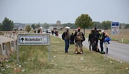 Sığınmacı krizi...