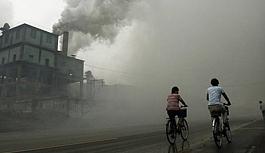 Hava kirliliğinden...
