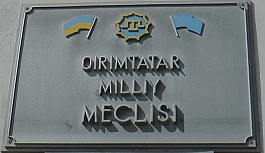 Kırım Tatar Meclisi'nin...