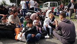 Suriyeli grup Türkiye'ye...