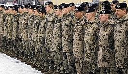 Almanya asker sayısını...