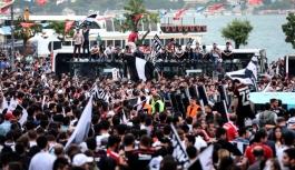 Beşiktaş şampiyon...