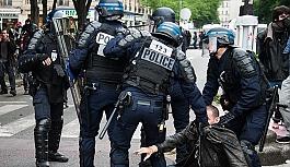 Fransız basını şiddetini...
