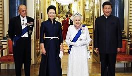 Kraliçe Elizabeth'den...