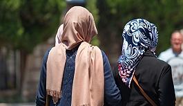 Müslüman kadının...
