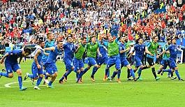 İspanya-İtalya maçı...