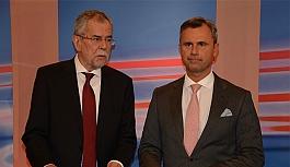 Avusturya'da cumhurbaşkanlığı...