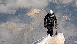 Avusturya'da dağ...