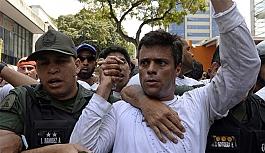 Venezuela'da muhalif...