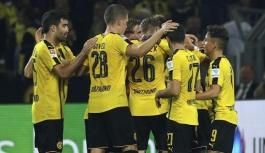 Dortmund, 3 puanı 3...