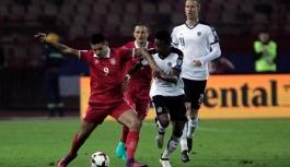 Avusturya 3-2, Türkiye...