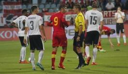 Avusturya-Galler maçına...