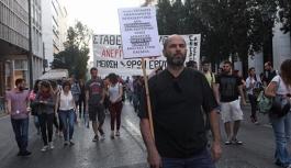 Yunanistan'da işsizlik...
