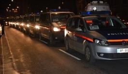 Viyana'da 'terör' operasyonu:...