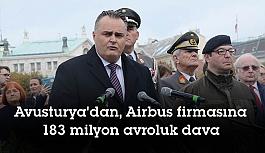 Avusturya'dan, Airbus firmasına 183...