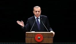 Erdoğan'dan AB'ye Rest: 'Görüşmeleri...