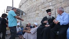 'Kudüs'teki kiliseler Mescid-i...