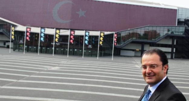 Türk Başkonsolos,Rotterdam Konsoloslar...