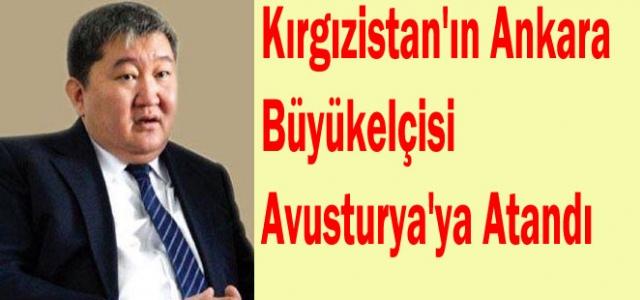 ''Türkiye'nin Başkentinden, Avusturya'nın Başkentine''