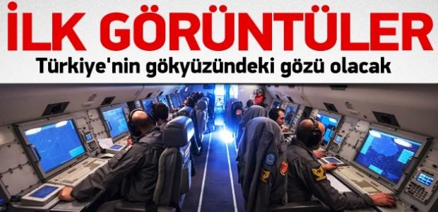 ''Türkiye'nin gökyüzündeki gözü olacak''