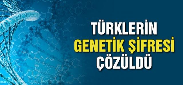 """""""Türklerin genetik şifresi çözüldü!"""""""
