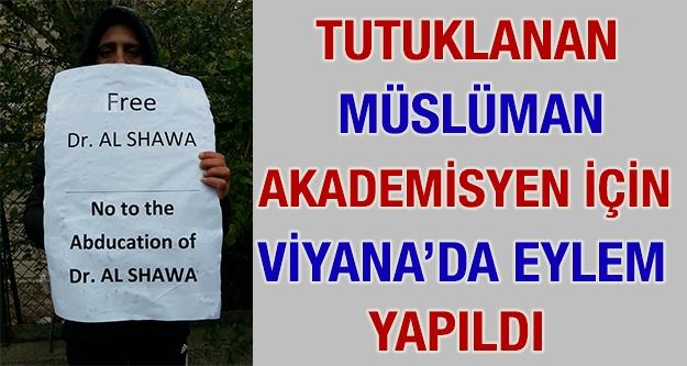 Tutuklanan Müslüman Akademisyen İçin...