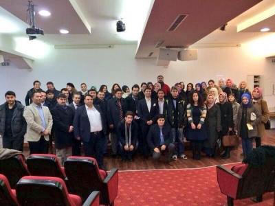 ''UETD Austria Teşkilat İçi Eğitim ve İstişare Toplantısı''