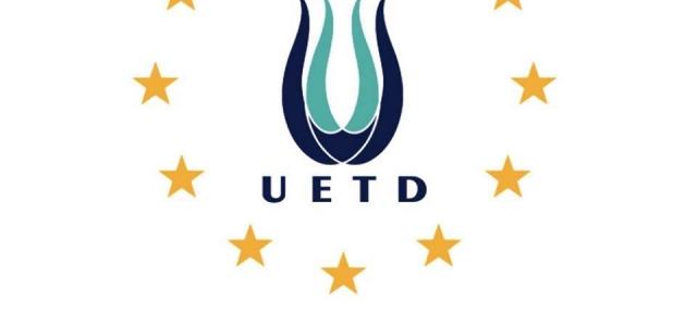 """''UETD'nin """"Milli İradeye Destek Konvoyu"""" Viyana'dan yola çıktı''"""