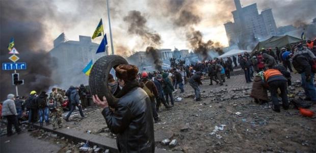 ''Ukrayna'da ölü sayısı 28 oldu''