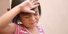 Çocukların başı neden ağrır?