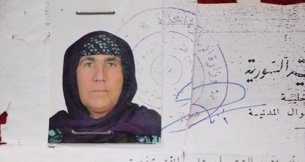 Vasiyeti üzerine annelerini 'Kobani'ye...