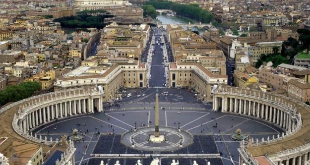 Vatikan aracında 4 kilogram uyuşturucu...
